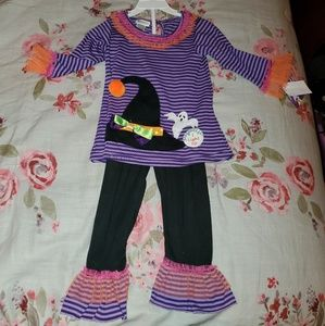 NWT 4t Halloween outfit